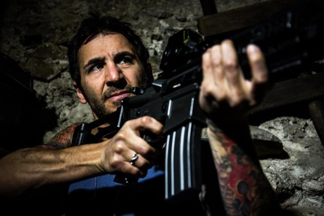 Sully Erna, Army Of The Damned