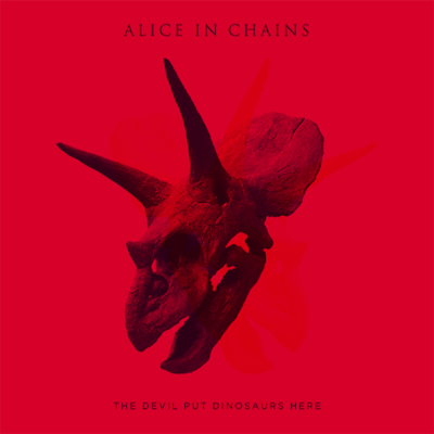 alice in chains - the devil put the dinosaurs here