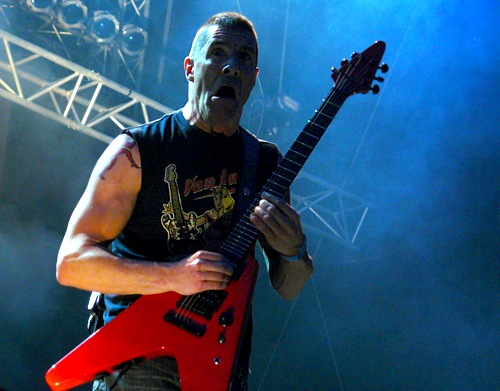 Annihilator, Loud Festival