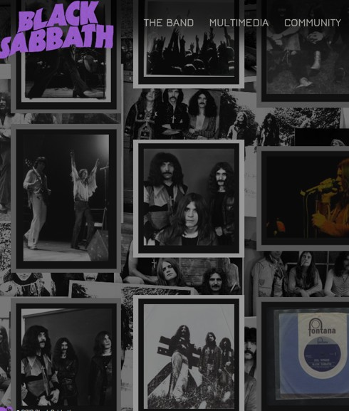 BLACK SABBATH no Bill Ward