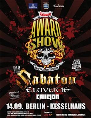 metal hammer awards