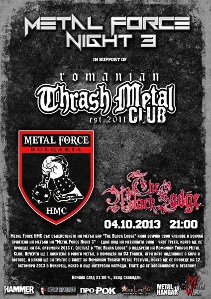 Metal Force Night 3