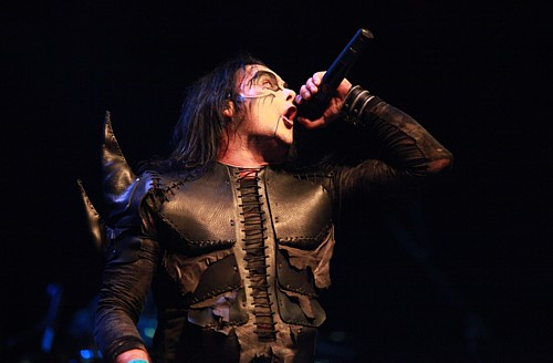 CRADLE OF  FILTH, Sofia