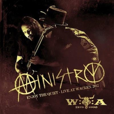ministry - live at wacken 2012 dvd