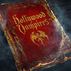 HOLLYWOOD VAMPIRES [ALICE COOPER] - Hollywood Vampires